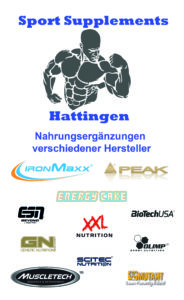 Sport Supplements Hattingen